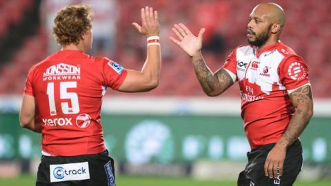 Lions roar into Super Rugby semifinals