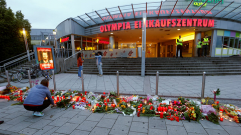 Munich mall shooter planned attack for one year
