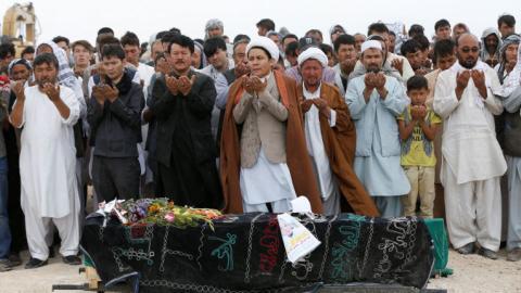 First half of 2016 sees 1,601 Afghan civilian deaths: UN