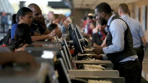 US-bound passengers face check-in security interviews