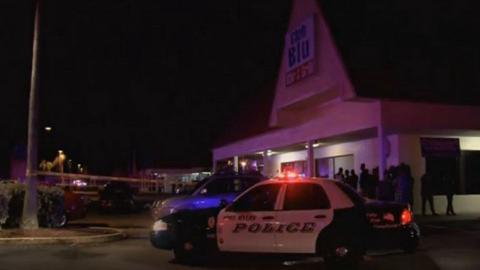 Fatal shooting at Florida nightclub