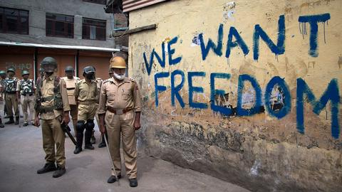 The end of the 71st year of conflict in Kashmir