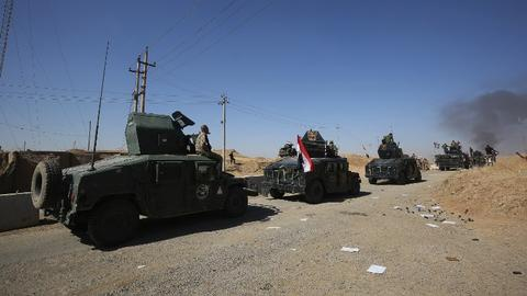 Iraq launches offensive on last Daesh-held territory near Syria border