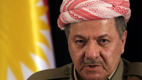 Masoud Barzani to distribute his presidential powers: KRG official