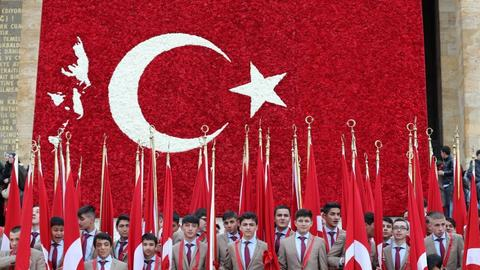 Turkey celebrates Republic Day