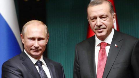 Erdogan to meet Putin in Russia on Aug 9: Turkish deputy PM