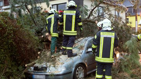 At least six dead as strong winds batter central Europe