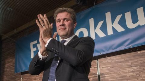 Iceland's scandal-hit PM wins parliamentary elections