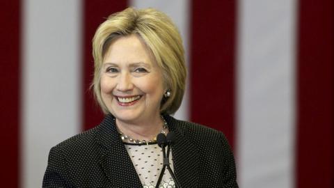 Hillary Clinton wins US Democratic presidential nomination