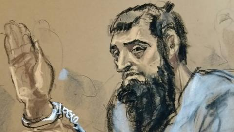 Sister of NY attack suspect says he may have been brainwashed