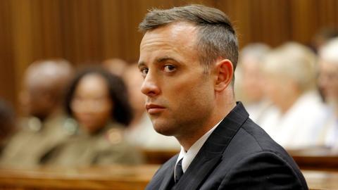 Prosecutors appeal for longer murder sentence for Oscar Pistorius
