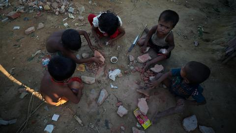 Sanctions against Myanmar remain an option as US evaluates Rohingya abuses