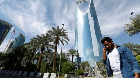 Top businessman detained in Saudi Arabia's 'anti-corruption drive'