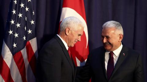 Turkish PM to pay first visit to US under Trump administration