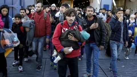 EU-Turkey deal reduces refugee arrivals to Greece