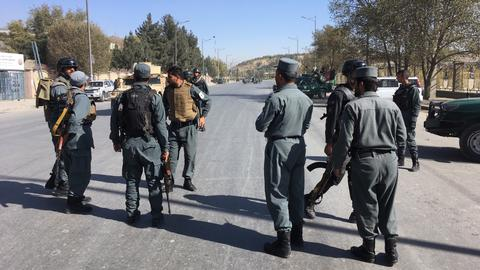 At least two killed, 20 wounded in attack on Kabul TV station