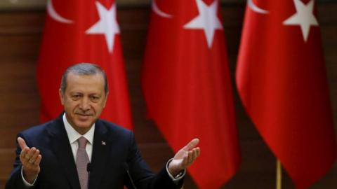 Erdogan forgives cases of insult against him