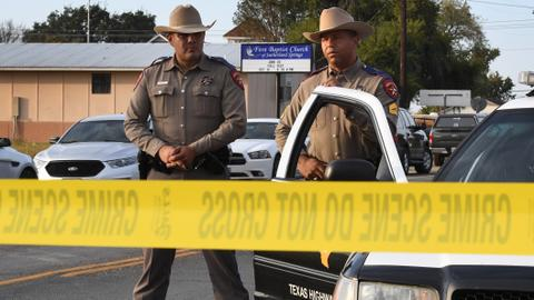 Texas mass shooting brings gun control debate into spotlight in the US
