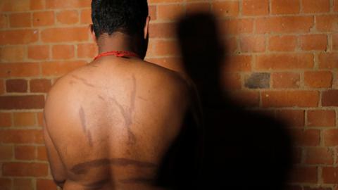 Dozens of Tamil men say Sri Lankan forces tortured them