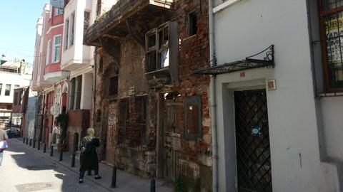 The twists and turns of Istanbul's historic Balat neighbourhood