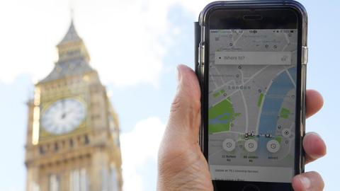 Uber loses appeal over landmark workers' rights decision
