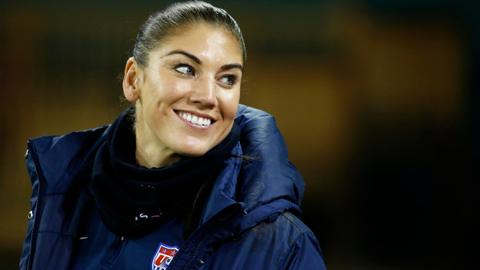 Hope Solo accuses former Fifa boss Sepp Blatter of sexually assaulting her