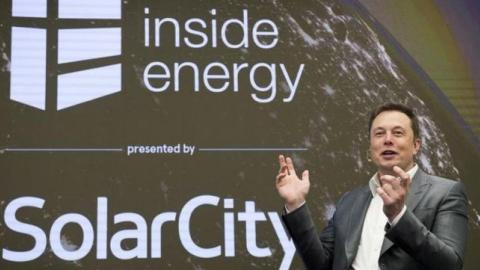Tesla to buy SolarCity for $2.6bn