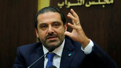 Saad Hariri says he will return to Lebanon within next two days