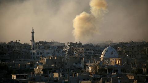 UN to vote on rival US & Russia bids to renew Syria inquiry