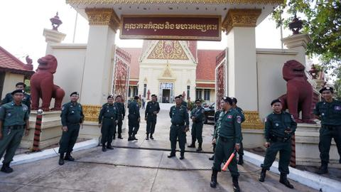 Cambodia's Supreme Court dissolves main opposition party
