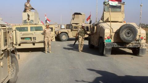 Iraqi army retakes Rawa, the last Daesh-held town in the country
