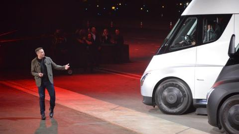 Tesla semi-truck, Firefox's Chrome-killer browser and athletic robots again