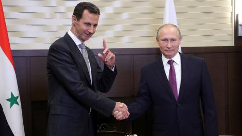 Russia is preparing for a possible US attack in Syria