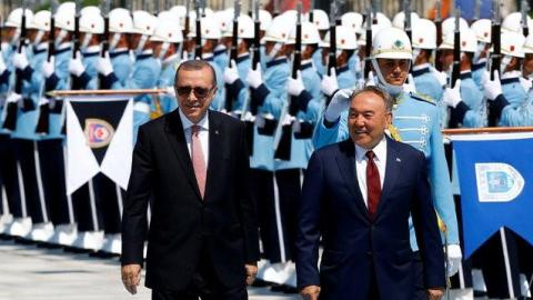 FETO is a threat to all countries: Erdogan