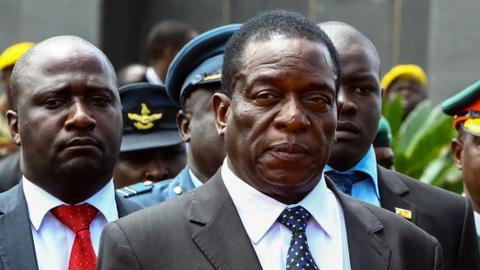 Who is Emmerson Mnangagwa - Zimbabwe's 'Comeback Crocodile'