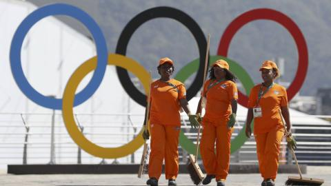 Series of challenges plague run-up to Rio 2016