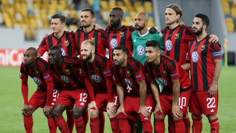 The rise of Sweden's Ostersunds FK