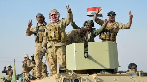 Iraq launches operation to clear Daesh from desert
