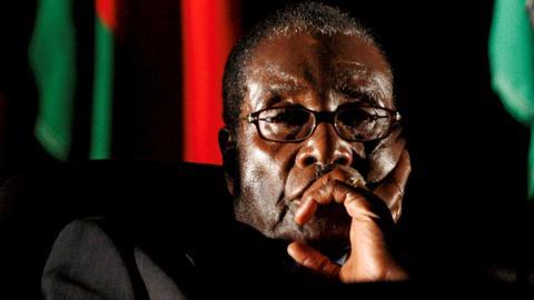 Mugabe granted immunity, assured of safety in Zimbabwe – sources