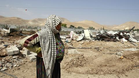 Israel threatens Palestinian Bedouins with eviction