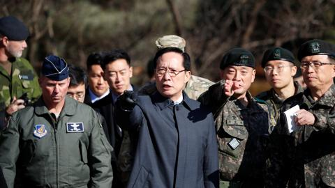 South Korea warns North Korea not to violate armistice agreement again