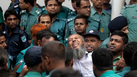 Bangladesh court upholds 2013 death sentence for 139 soldiers over mutiny