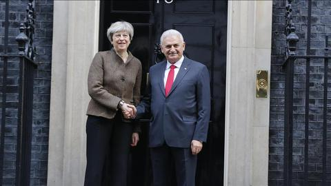 Turkey and Britain to boost economic cooperation