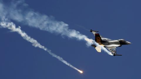 Turkish air strikes neutralise senior PKK terrorists in northern Iraq