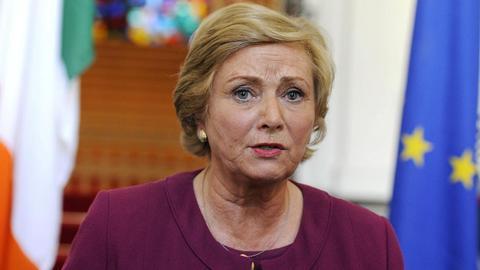 Irish deputy PM resigns to avert government collapse