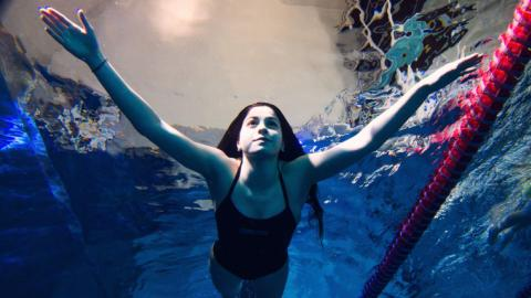 From Syria to Rio: Refugee athlete wins hearts of millions