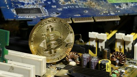 Bitcoin loses over a fifth of its value in less than 24 hours