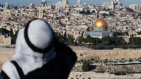 Trump considering recognition of Jerusalem as Israel's capital
