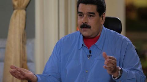 Venezuela opposition slams timeline for Maduro recall vote