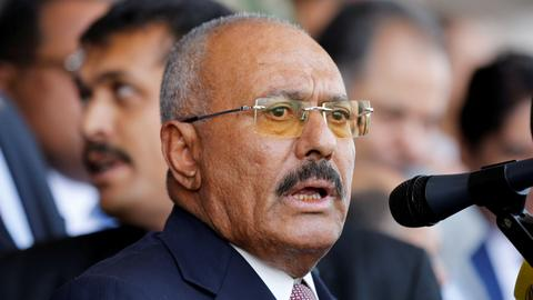 Yemen's ex-president Saleh killed